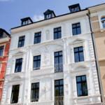 Fassadenarbeiten in Dresden